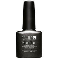 CND - Shellac Night Glimmer (0.25 oz)