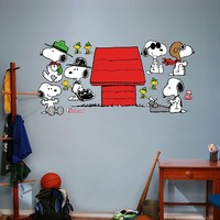 Peanuts Snoopy Wall Decals by Fathead