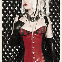 HER MAJESTY'S PROCESSION CORSET