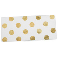 "KESS Original ""Scattered Gold"" Desk Mat"