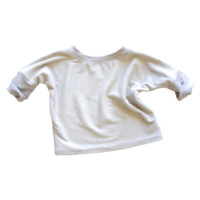 boxy pullover - oatmeal