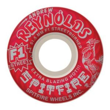 Spitfire Reynolds Blazin Hot F1 Wheels at CCS
