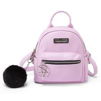 Darcy Mini Backpack [PINK]