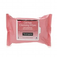 Neutrogena Oil-Free Cleansing Wipes Pink Grapefruit | Walgreens