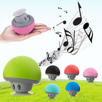 Mushroom Mini Wireless Bluetooth Speaker