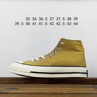 Kuyou Fa19630 Converse Chuck Taylor All Star 1970s 162050c High Top Canvas Shoes 016