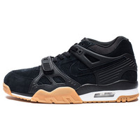 NIKE AIR TRAINER 3 - BLACK/WHITE/GUM LIGHT BROWN | Undefeated