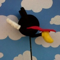 Disney Parks Exclusive : Superman Mickey INCLUDES Booster Pack with Spring & Dangler Attachment