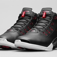 "Air Jordan 17+ Retro ""Bred"" Sport Shoes"