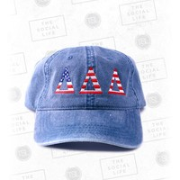 Tri Delta Team USA Cap
