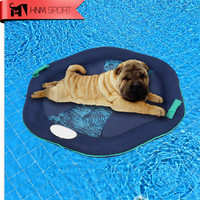 38 Inch Giant Inflatable Floatation Dog Paddle Paws Pool Toy Float Inflatable Seat-On Pool