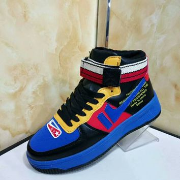 Unisex Fashion Multicolor High Help Shoes Sneakers Lover  Running Shoe