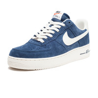 NIKE AIR FORCE 1 LOW SUEDE - NAVY | Undefeated