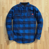 Madrona Flannel Blue (SM)