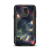 The Vintage Stormy Sky Samsung Galaxy S5 Otterbox Commuter Case Skin Set