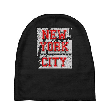 new york city Baby Beanies