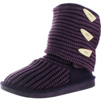 Bearpaw Knit Tall Women's Sweater Cold Weather Boots
