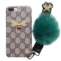 Gucci iPhone 8 iPhone 8 Plus - Stylish Cute On Sale Hot Deal Matte Couple Phone Case For iphone 6 6s 6plus 6s plus iPhone 7 iPhone 7 plus