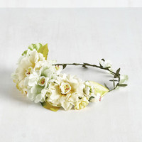 Floral of the Story Flower Crown