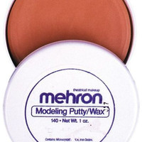 costume accessory: modeling putty