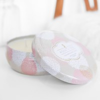 Champagne Lily 3 Wick Tin