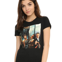 Doctor Who The Doctors Girls T-Shirt