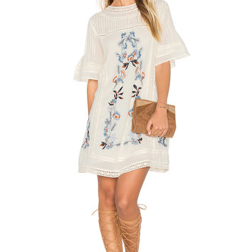 Free People Perfectly Victorian Dress in Cream   REVOLVE