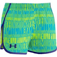 Under Armour Girls' Escape Printed Shorts - Dick's Sporting Goods
