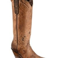 Tony Lama Black Label Tall Cowgirl Boots - Snip Toe - Sheplers