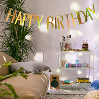 Happy Birthday Banner | Urban Outfitters