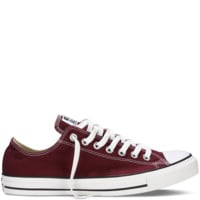 Converse - Chuck Taylor All Star - Low - Burgundy
