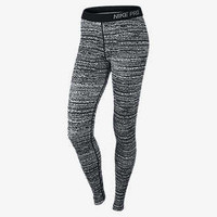 The Nike Pro Warm 8 Bit Women's Tights.