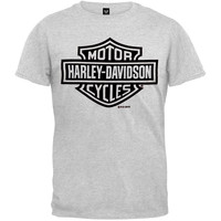 Harley Davidson - Bar & Shield Grey T-Shirt