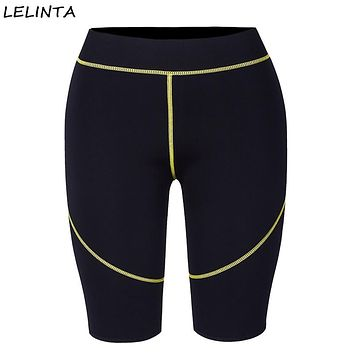 LELINTA Waist Trainer Shaper Body Vest Sweat Neoprene Sauna Slimming Hot Women Belt Shirt Top Shapewear Weight Loss