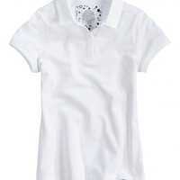 School Uniform Short Sleeve Polo