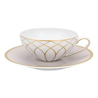 Vista Alegre Terrace Tea Cup & Saucer