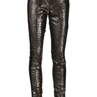 Haider Ackermann panel leggings