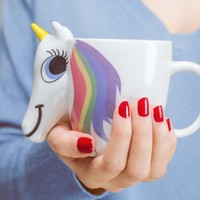 Colour Changing Unicorn Mug | Firebox.com - Shop for the Unusual