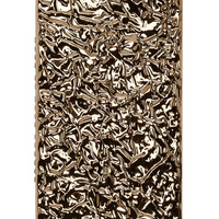 Marc By Marc Jacobs Rose Gold Crinkled Foil Iphone 5 Case