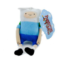 Finn from Adventure Time Plush Keychain Cartoon Network