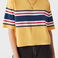 UO Basic Striped Tee   Urban Outfitters