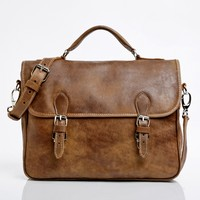 Small School Bag Tribe Leather | School Bags | Roots