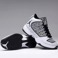 Nike Air Jordan XX9 AJ29 Black/White Basketball Men's Shoes Size US 8-12