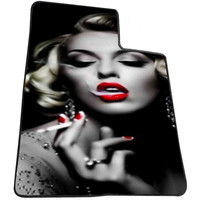 marilyn monroe smoking 0ff03381-3bcd-4628-a120-62d308c01b29 for Kids Blanket, Fleece Blanket Cute and Awesome Blanket for your bedding, Blanket fleece *AD*