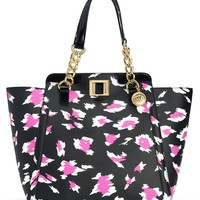 Wild Thing Leather Large Wing Tote by Juicy Couture