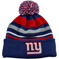 New Era Stripe Out New York Giants Team Hat Size One Size