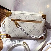 LV simple new women's chain small box shoulder bag crossbody bag