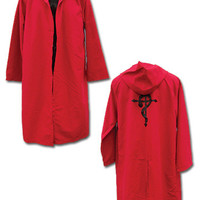 Fullmetal Alchemist - FMA Brotherhood Ed's Coat