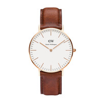 Classic St. Mawes, Brown 36mm