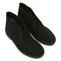 Clarks Originals Desert Boot (Black) from Oi Polloi